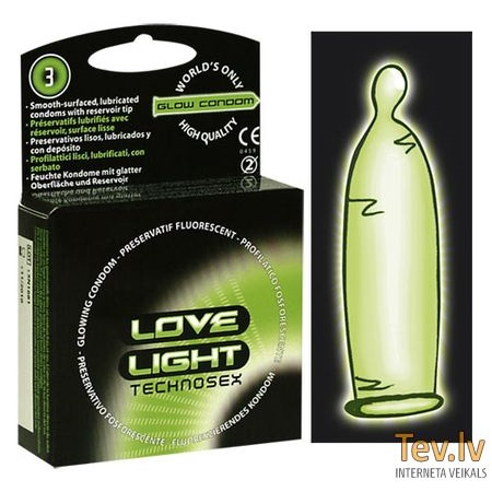 Love light (0584) technosex lumi