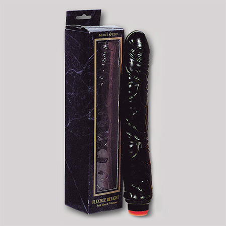 Вибратор Soft Touch vibrator (0227) black