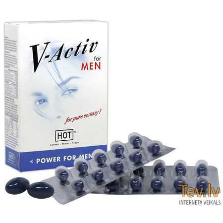 HOT V-activ for men (0831)