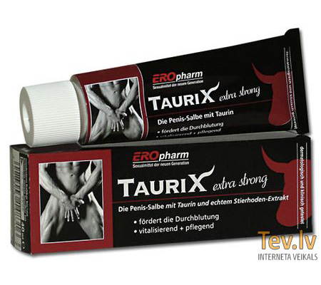 EROpharm TauriX (0760) Extra Strong 40ml