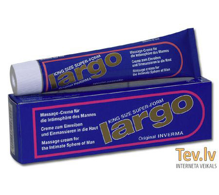Largo fur Mann (0649) крем 40ml
