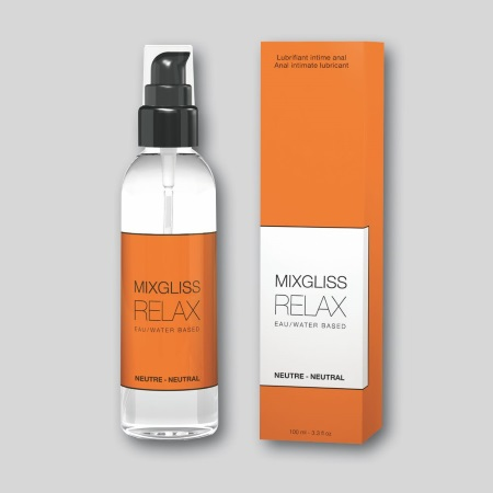 Lubrikants Mixgliss Relax water based neutral (0750) 100ml