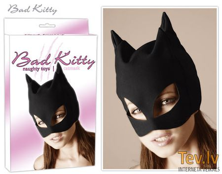 Bad Kitty (1385) Catmask
