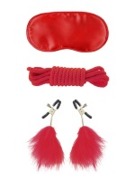 Fetish fantasy series (0836) lover s bondage kit