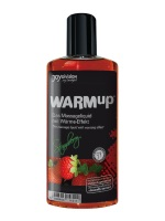 Masāžas eļļa WarmUp (0748) strawberry 150ml