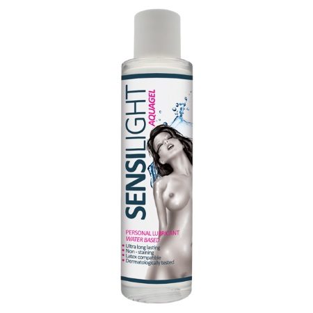 Lubrikants Sensilight aquagel (0638) 150ml