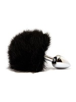 Falls Anal plug fluffy tail (0389)