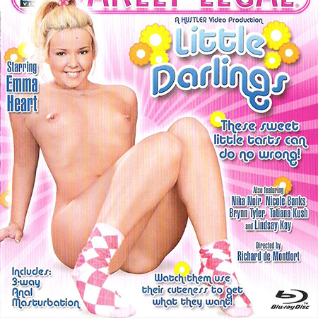 Barely legal. Little darlings (1000-8) Blu-ray disc