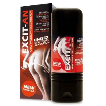 Лубрикант Excit-An anal stimulating lubricant (0690) 75ml