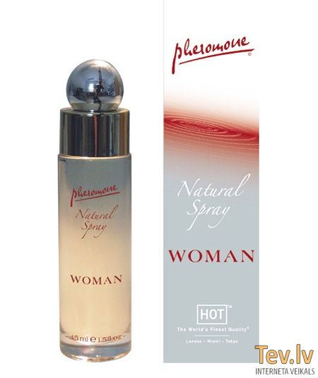 Феромоны HOT Pheromone (0805) Natural spray woman 45ml