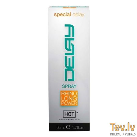 Спрей HOT Special Delay (0742) spray 50ml