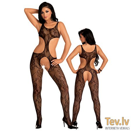 Roxana Exclusive Catsuit [S-M] (1360)