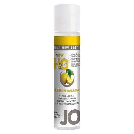Лубрикант H2O (0774) Lemon splash 30ml