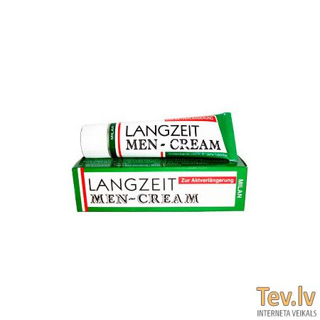 Крем Langzeit Men Cream (0801)