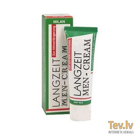 Krēms Langzeit Men Cream (0801)