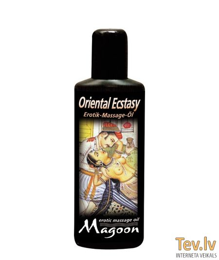 Массажное масло Erotic Massage Oil (0791) Oriental extasy