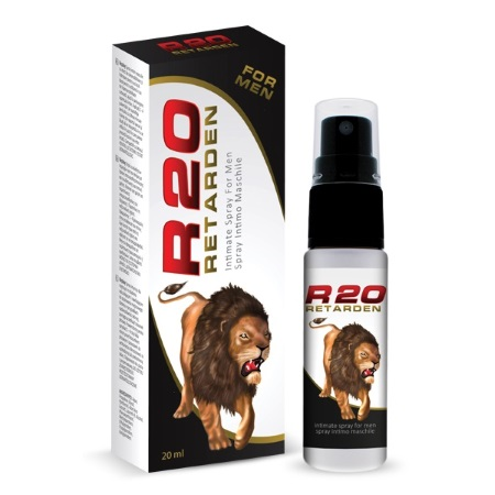 Спрей R20 retardin (0681) 20 ml