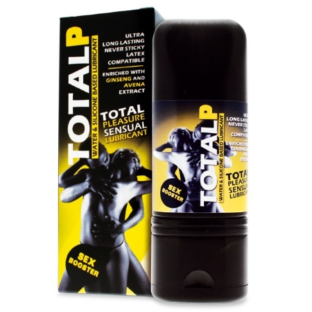 Лубрикант TotalP water and silicone based lubricant (0691) 75ml