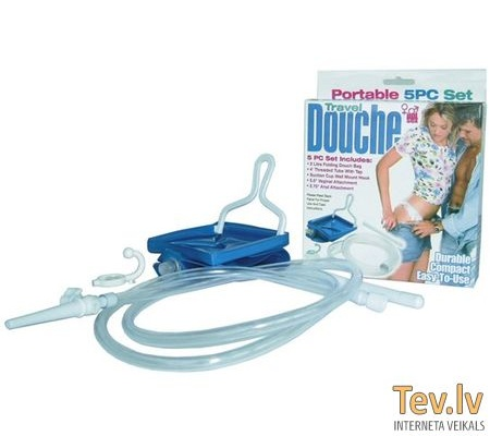 Portable (0852) Travel Dusche